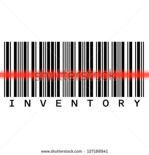 Inventory system with barcode thesis